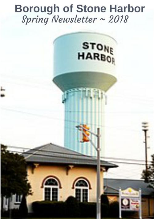 Borough of Stone Harbor ~ Spring Newsletter 2018