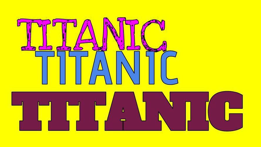 Waimaria  TITANIC (1)