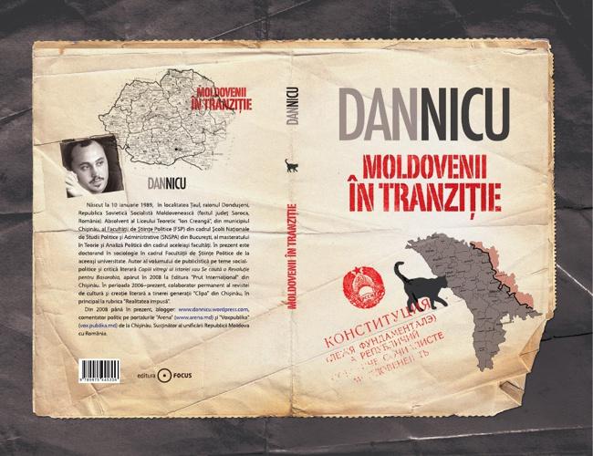 MOLDOVENII IN TRANZITIE  autor  DAN  NICU