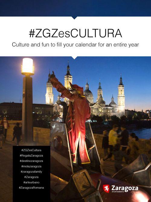 #ZGZesCULTURA English