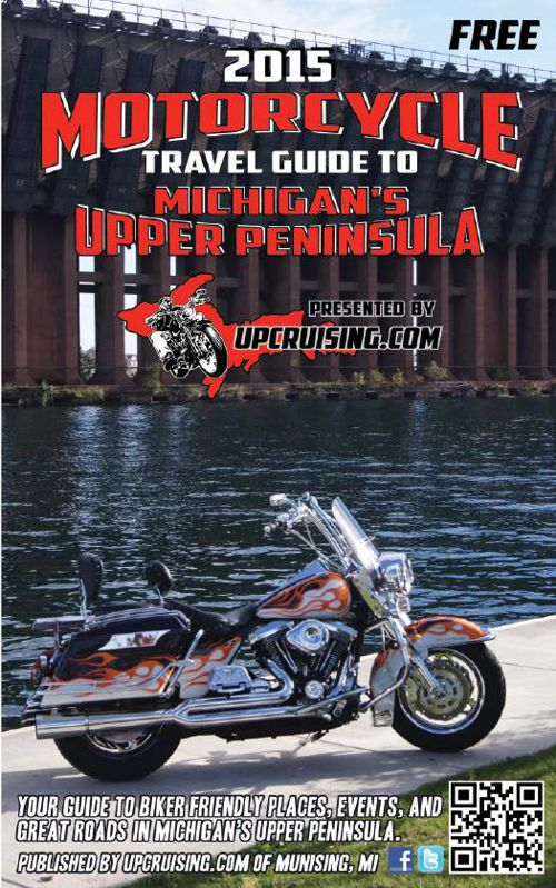 UP Crusing Guide 2015