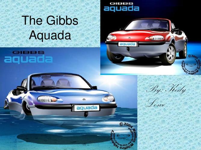 The Gibbs Aquada Final