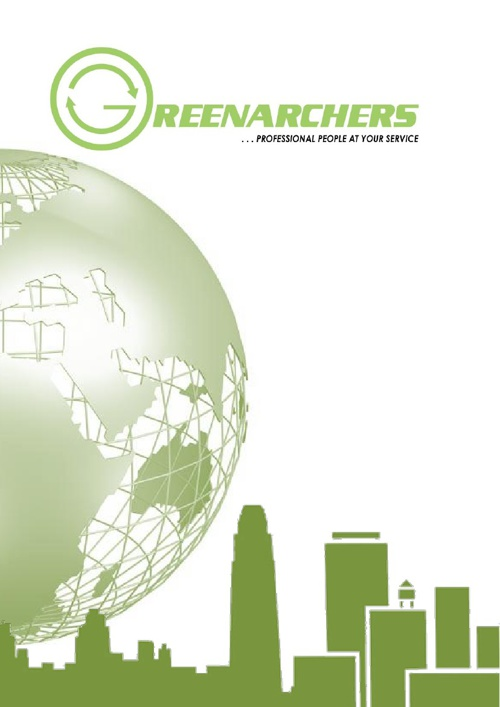Greenarchers Profile - Consultancy Services