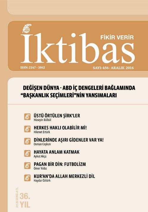 iktibas Dergisi Aralik 2016 (Sayi 456)