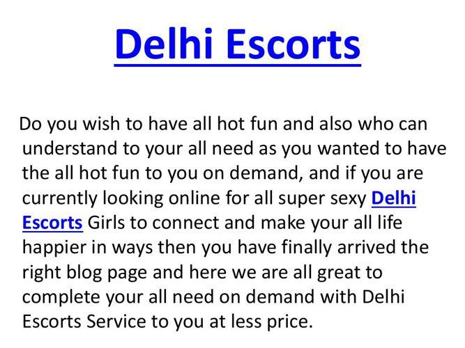 Favorite Super Escorts Girls From Delhi On Business Trip