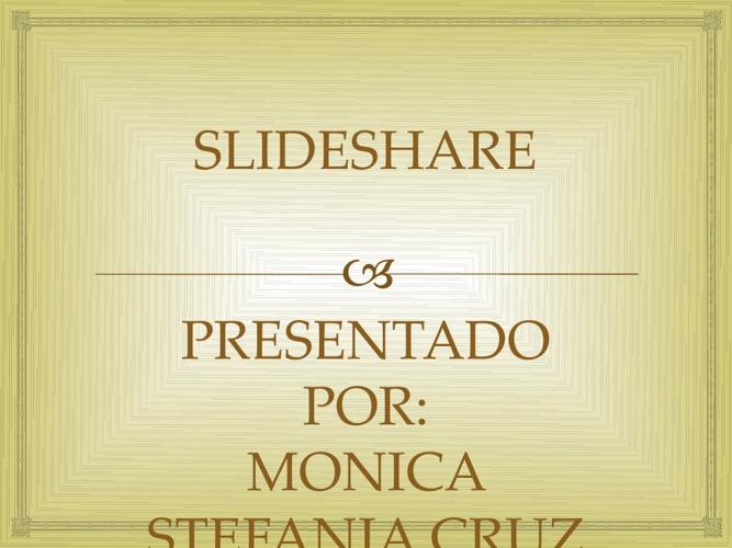 (120765439) SLIDESHARE