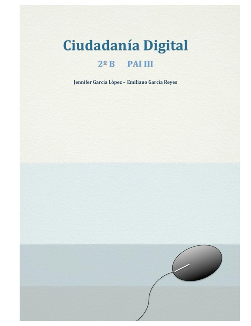 Ciudadanía Digital Jennifer y Emiliano