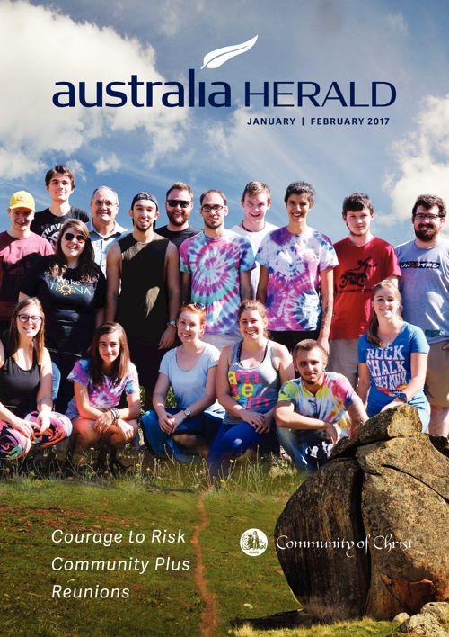 Australia Herald January/February 2017