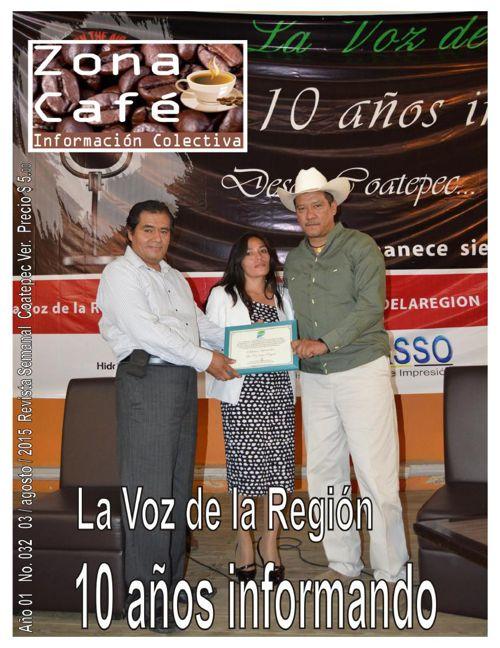 Revista Digital Zona Cafe Numero 032