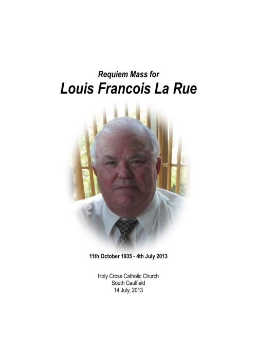 Louis La Rue