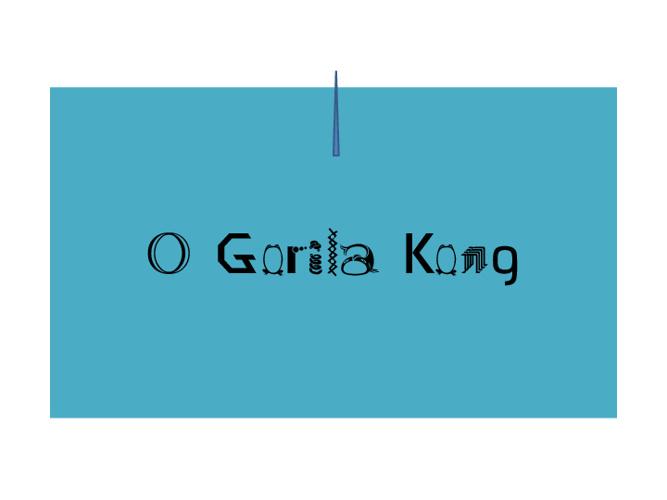 O gorila Kong