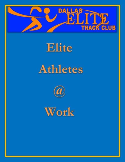 Dalls Elite athletes @ work Desoto and Cedarhill meet.