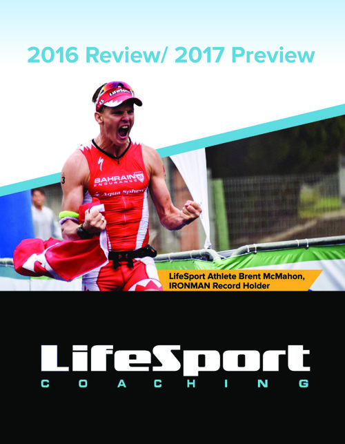 LifeSport Sponsor Booklet