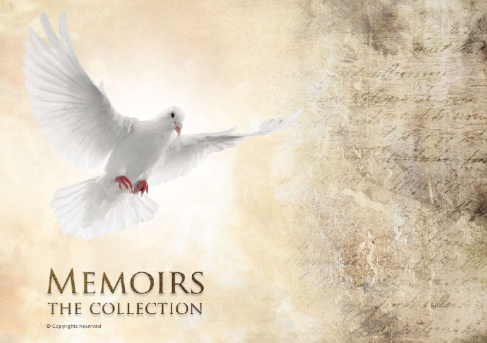 strongsmemorials.com: The Memoirs