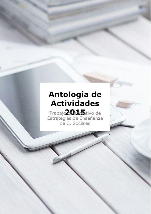 antología colaborativa