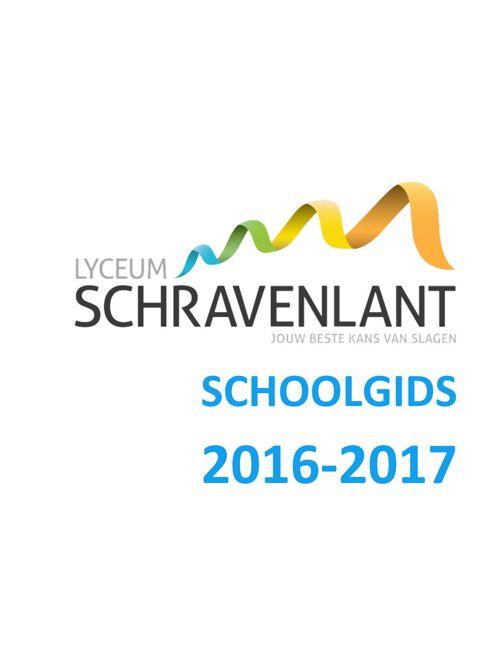 schoolgids 2015-2016