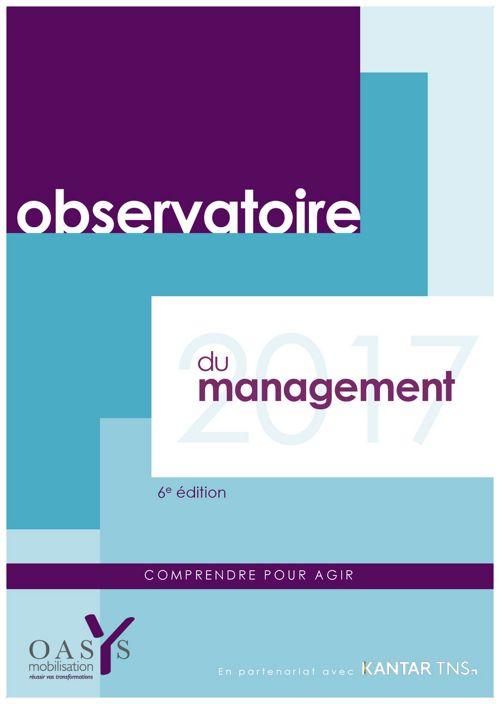 Observatoire du Management 2017 OasYs Mobilisation