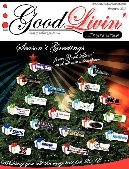 Good Livin' SA December 2012