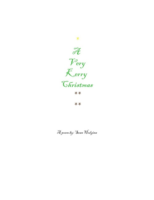 A Very Kerry Christmas