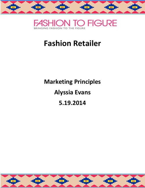 Copy of Alyssia Evans Career Portfolio