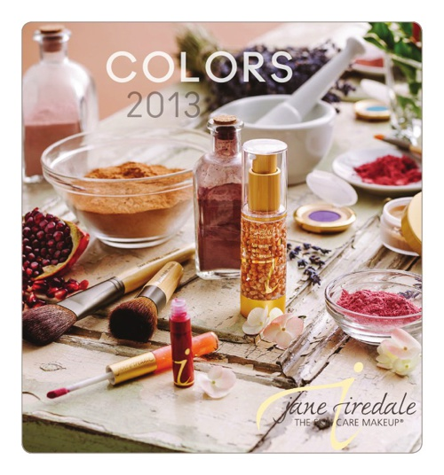 2103 Color Chart