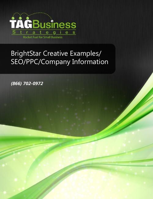 BrightStar Creative/SEO/PPC/Co Info
