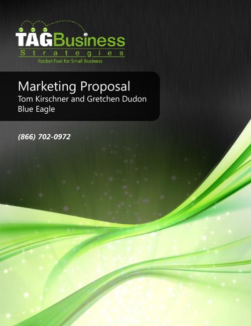 Blue Eagle Marketing Proposal