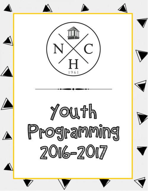 Programming Packet 2016-2017