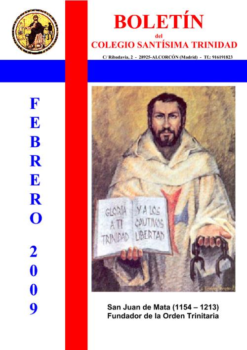 Revista Trinitarios 2009
