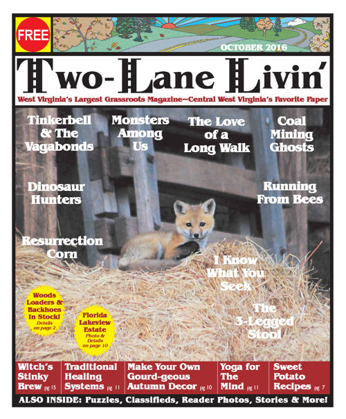 Two Lane Livin October 2016