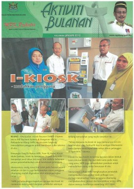 Buletin MPKLANG (Sampai Bulan Julai 2013)