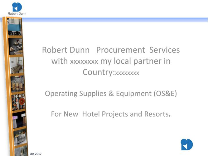 RDunn with Local Partner OSE Presentation-Oct 2017