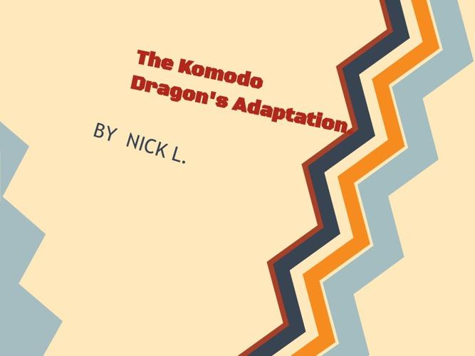 The Komodo Dragons adaptation.