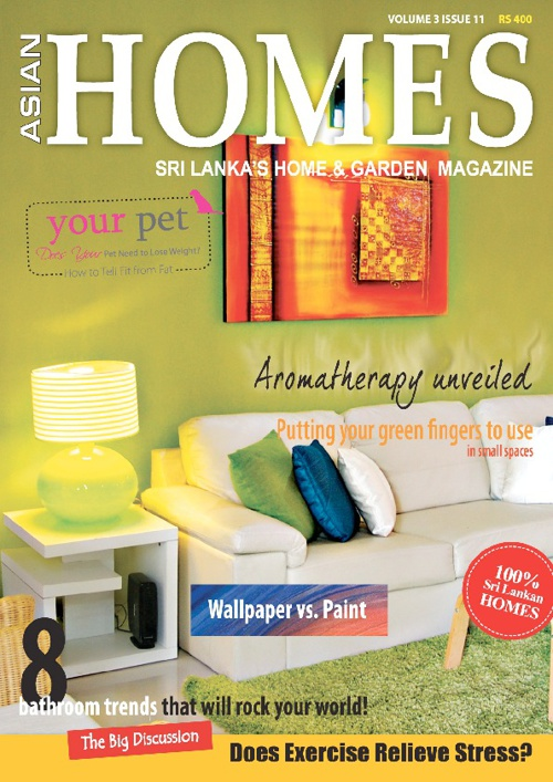 Asian Homes Magazine - Issue 11