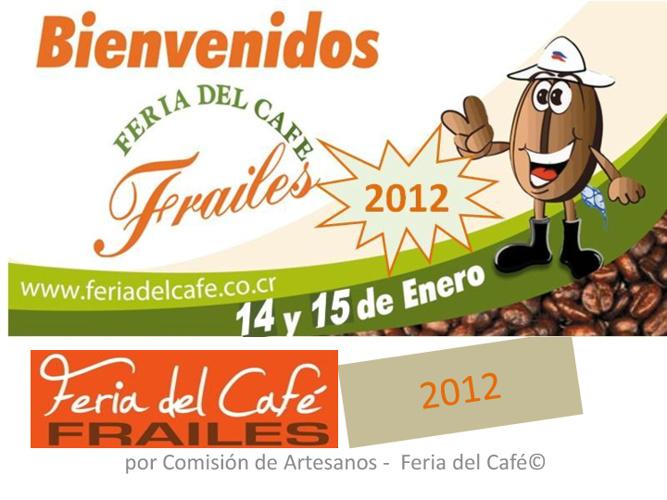 Artesanos Feria del Café 2012