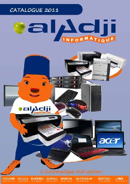 Catalogue 2011 - Aladji Informatique