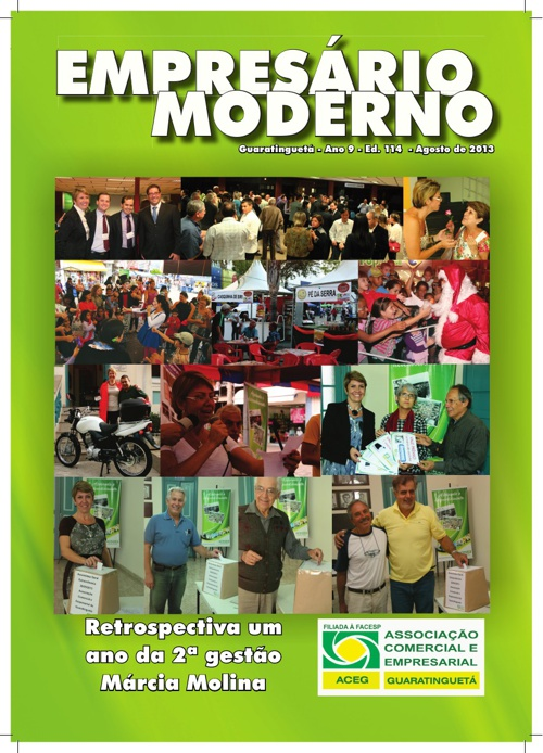 Informativo Agosto/2013
