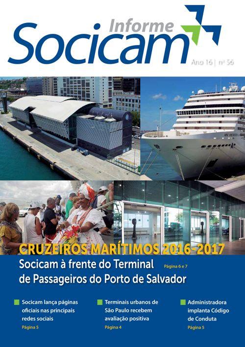 Revista Informe Socicam Edição 56