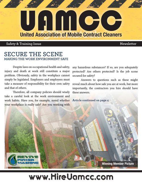 UAMCC Newsletter - Issue 5