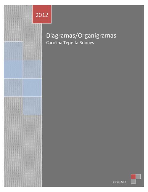 Diagramas/Organigramas