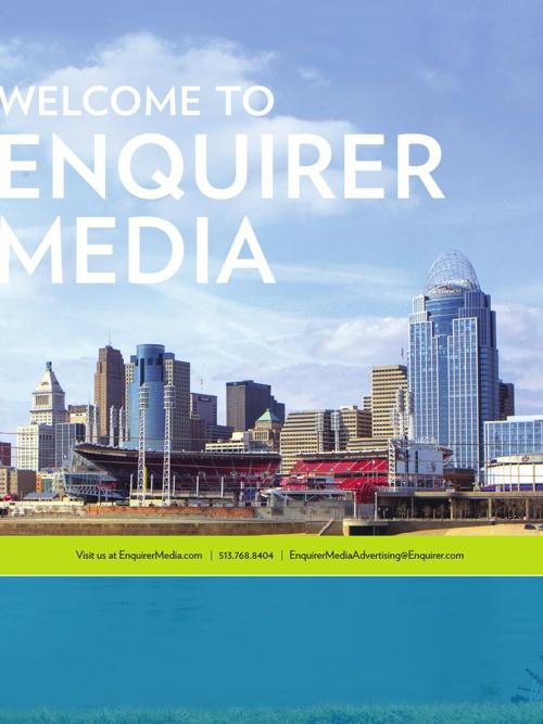 Enquirer Media:  Media Kit