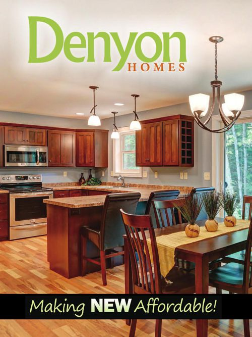 Denyon Homes Brochure