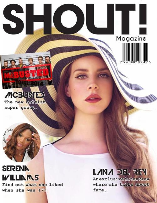 Revista Shout!