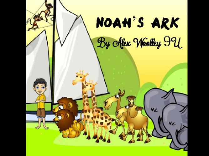 Noah's Ark By Alex Woolley