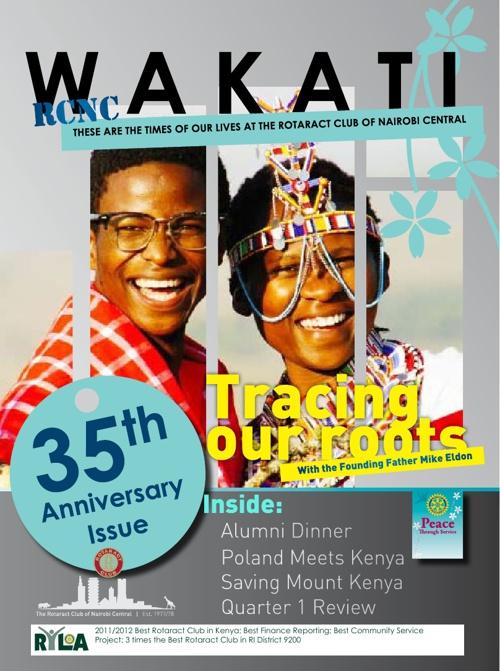 WAKATI ISSUE 1/2012-13