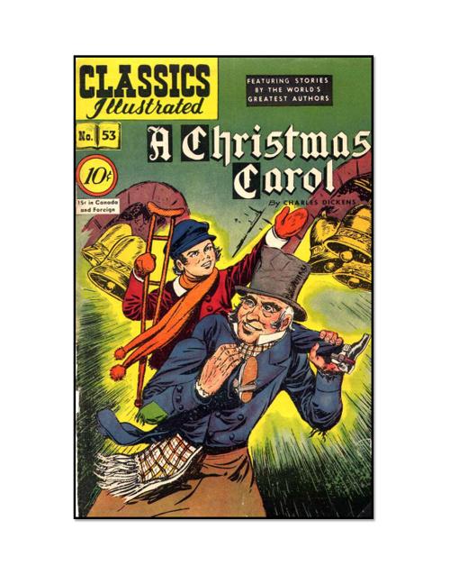 A CHRISTMAS CAROL PART 1