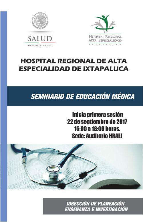 SEMINARIO DE EDUCACION MEDICA