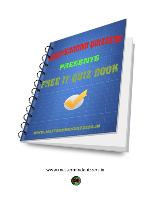 Free IT Quiz Book - MastermindQuizzers.in