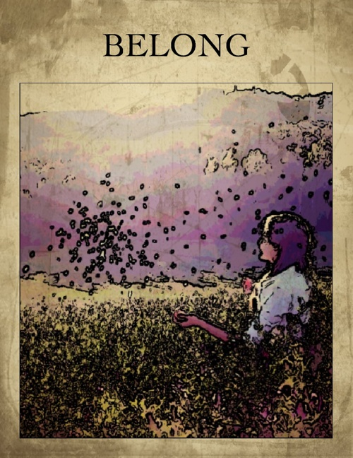 2013 Gr. 8 Graphic Novel: Belong - by Annie