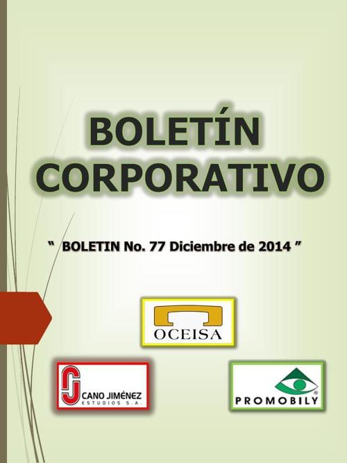 Boletin Diciembre 2014